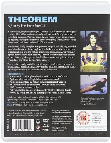 Teorema BFI b