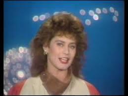 """Corinne Cléry, Sammy Barbot, Carlo Massarini - """"Una strada sotto le stelle"""" - 1983"""
